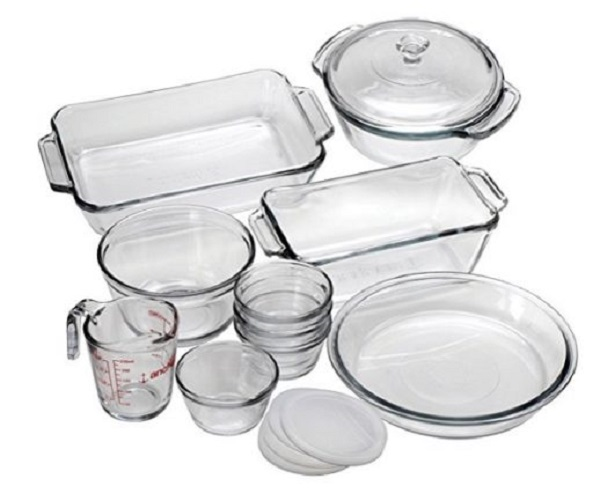 Anchor Hocking Bakeware Set Giveaway