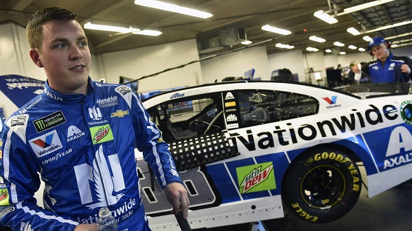 Alex Bowman Racing Experience Vacation Sweepstakes