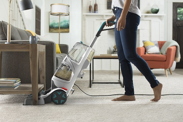 Carpet Cleaner And Security Camera Giveaway