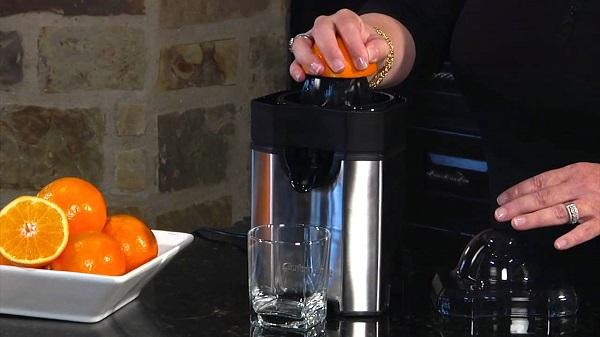 Cuisinart Pulp Control Citrus Juicer Sweepstakes