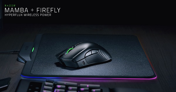Razer Hyperflux Mouse And Mat Combo Giveaway