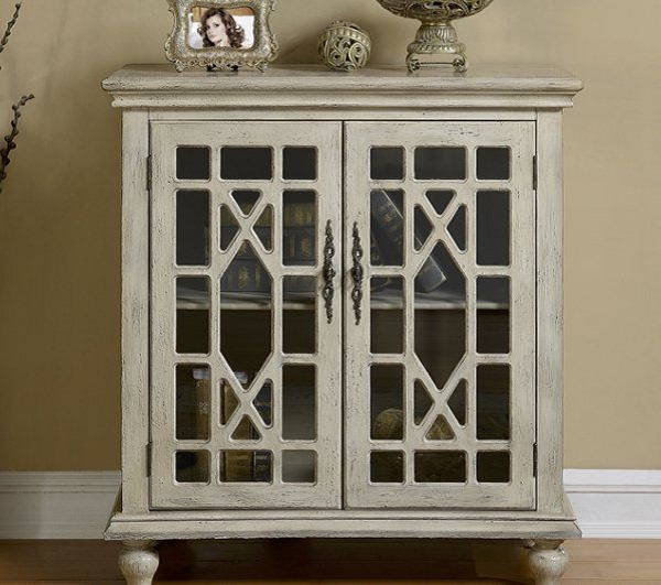 Chippendale Lattice Cabinet Giveaway