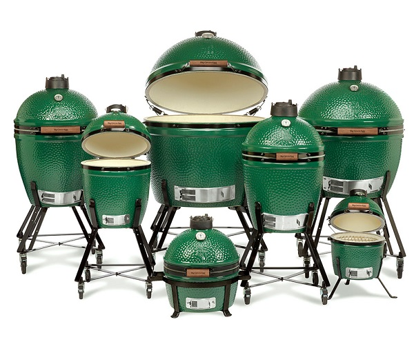 Large Big Green Egg Grill Giveaway