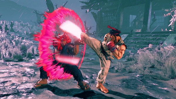 Sony PlayStation 4 Streetfighter Pack Sweepstakes