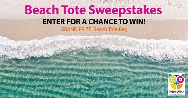 Beach Tote Giveaway