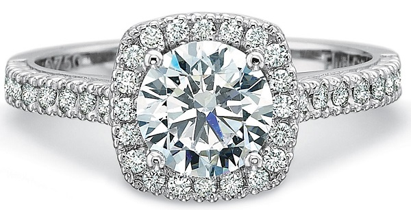 $2,000 Diamond Engagement Ring Giveaway
