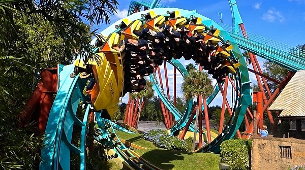 Busch Gardens Vacation Sweepstakes