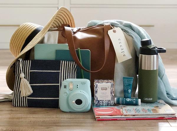 July Travel Essentials Bundle Giveaway
