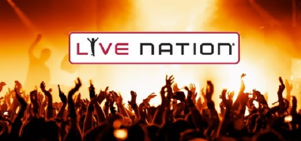 Live Nation Vacation Sweepstakes