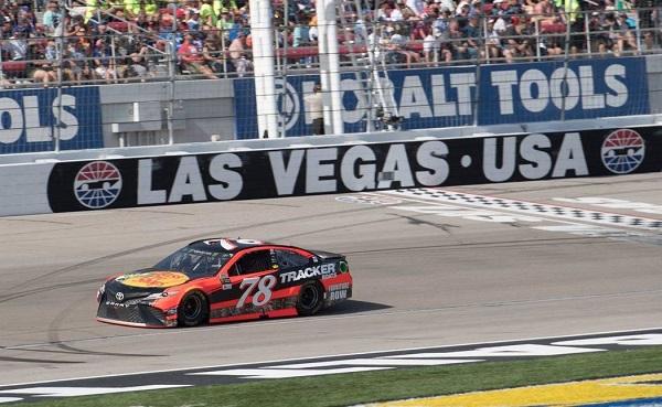 NASCAR Las Vegas Vacation Sweepstakes