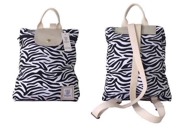 Zebra Backpack For Back-2-School Giveaway