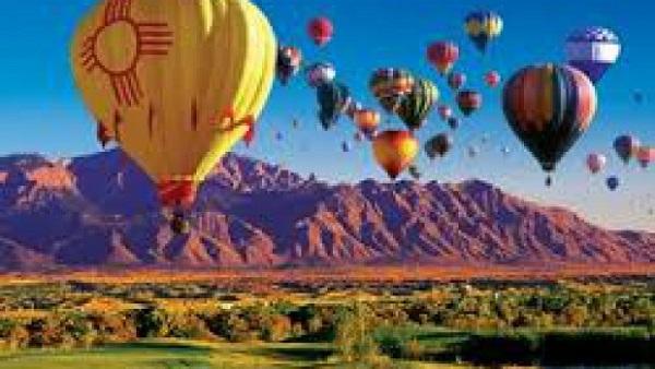 Albuquerque International Balloon Fiesta Vacation Sweepstakes