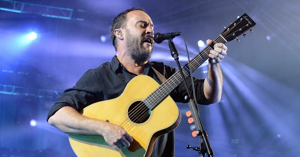 Dave Matthews Band Vacation Sweepstakes