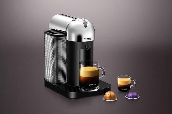 Nespresso Coffee Machine Sweepstakes