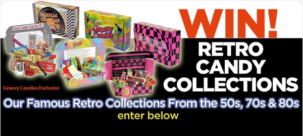 Retro Candy Collections Giveaway