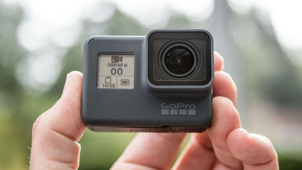 Go Pro Hero 6 And SanDisk Extreme Giveaway