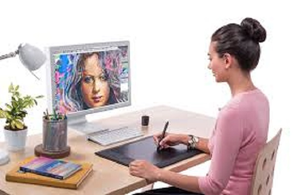 Wacom Intuous Pro Digital Graphic Drawing And Photo-Editing Tablet Giveaway