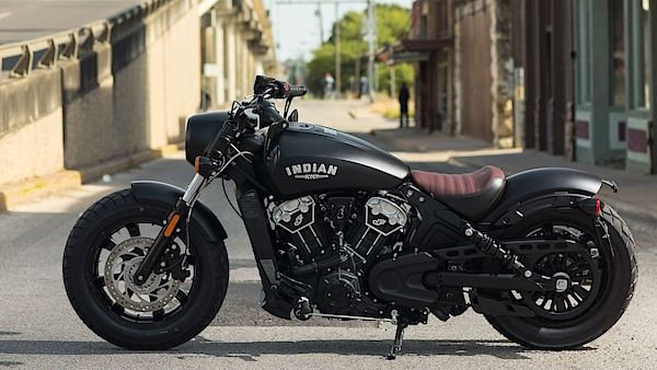 2018 Indian Scout Bobber Motorcycle Sweepstakes