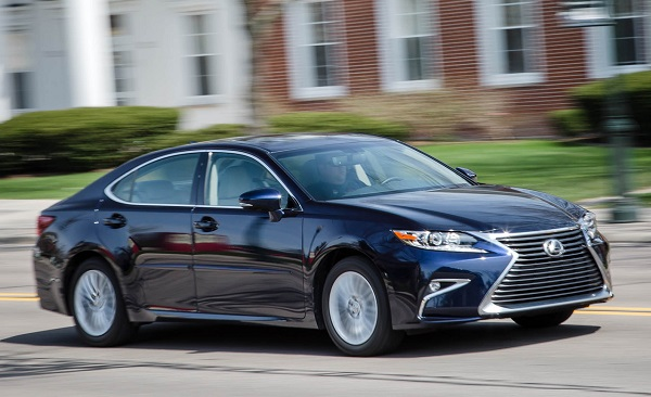 Lexus ES AND Smart Home Package AND Vacation Sweepstakes