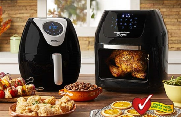 Power AirFryer Oven 8 Quart Sweepstakes