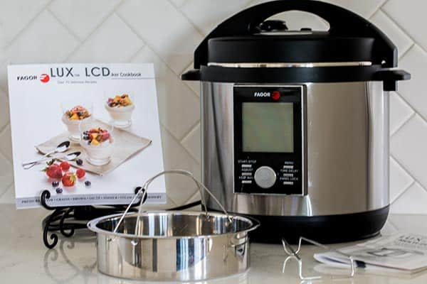 Fagor LUX 4 in 1 Electric Multicooker Sweepstakes