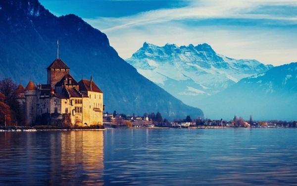 Geneva, Switzerland Vacation Sweepstakes