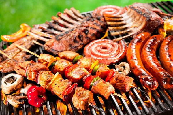 Propane BBQ Stations Giveaway