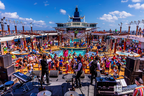 Rock and Romance Cruise Vacation Sweepstakes