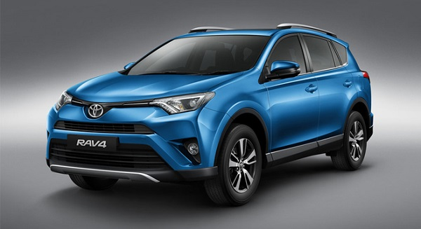 Toyota Rav 4 OR NYC Color Factory Vacation Sweepstakes