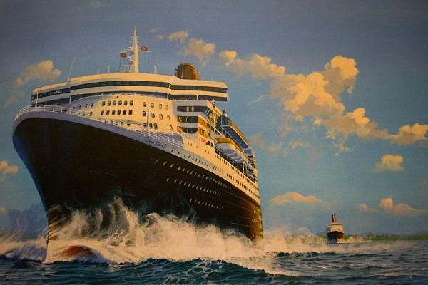 Transatlantic Crossing 2 Cruise Sweepstakes