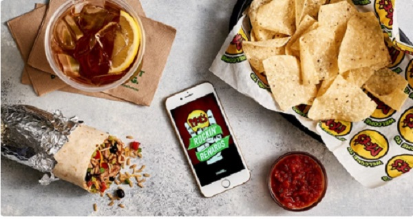 Free Burrito At Moe's Southwest Grill