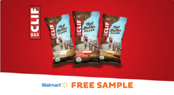 Free CLIF Nut Butter Filled Energy Bar