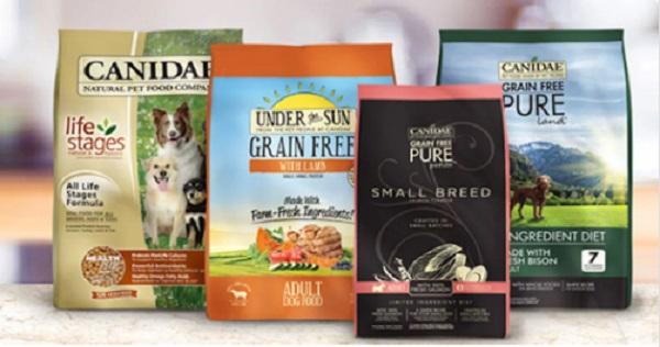 Free Canidae Dog Food Samples
