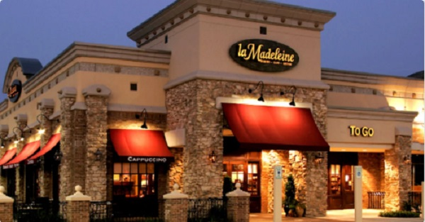 Free Coffee, Tea Or Fountain Drink From La Madeleine
