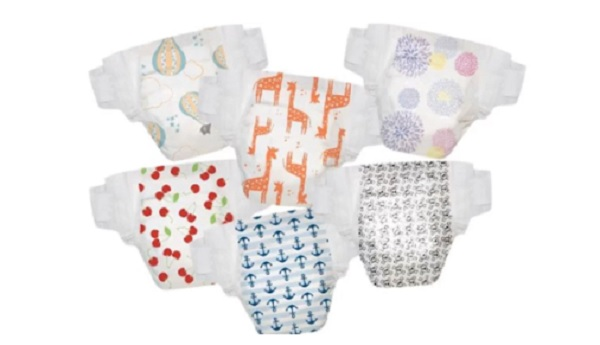 Free Customizable Diapers