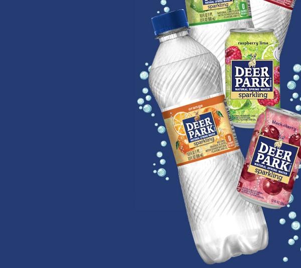 Free Deer Park Water