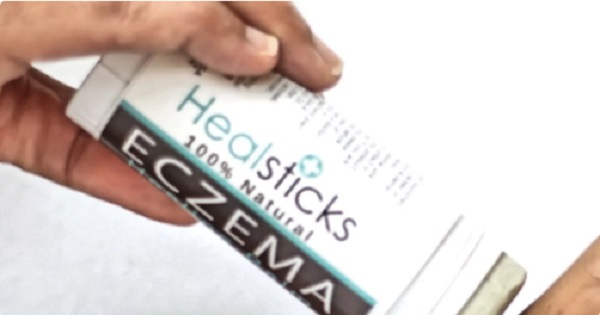 Free Derma Wonders Healsticks Eczema Healing Balm