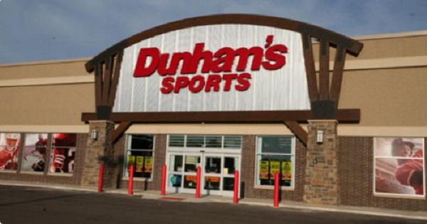 Free Dunham's Sports Gift Cards