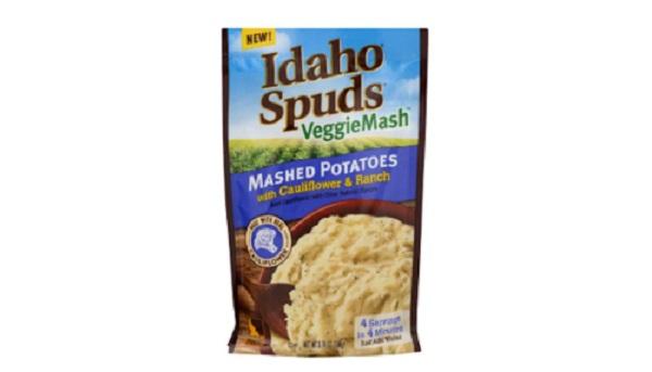 Free Idaho Spuds VeggieMash