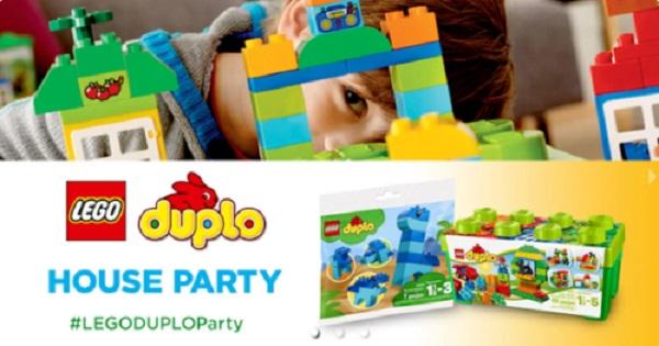 Free LEGO DUPLO House Party
