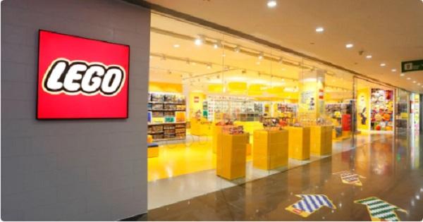 Free Lego Snail!