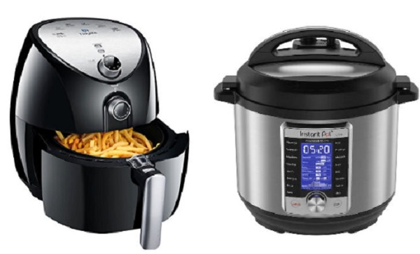 Free Multi-Cooker And Air Fryer!