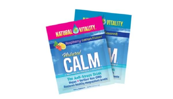 Free Natural Vitality Natural Calm Sample