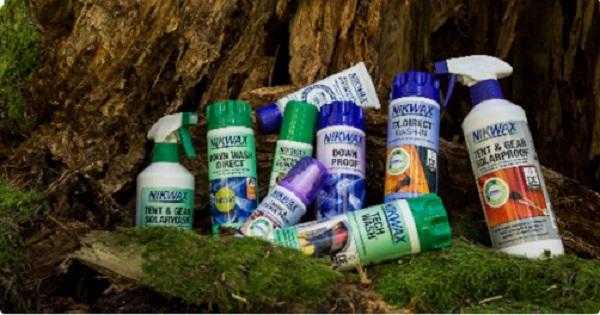 Free Nikwax Waterproofing Wax