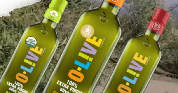Free O-Live Olive Oil Products