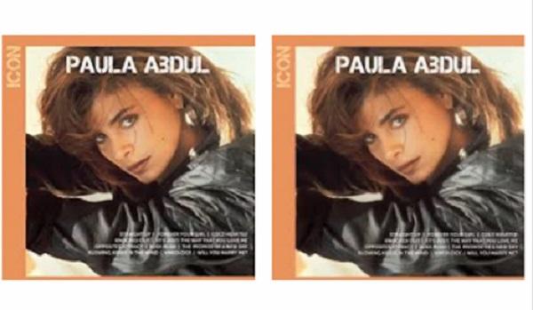 Free Paula Abdul ICON Series Album
