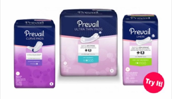 Free Prevail Briefs, Pads Or Liners!