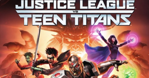 Free Rental Of DCU: Justice League vs Teen Titans