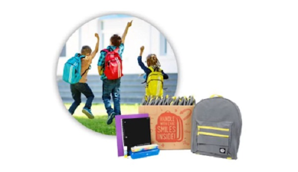 Free School Rocks Backpack (TODAY ONLY)