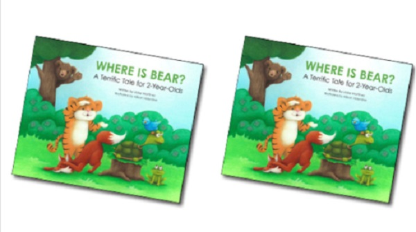 Free Where Is Bear?! Books For Kids